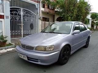 Toyota Corolla lovelife Baby Altis