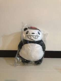 [Limited Ed] Smiling Panda Plush