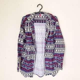 H&M Divided Aztec Jacket