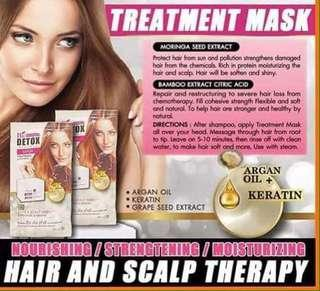 BIOWOMAN DETOX TREATMENT MASK