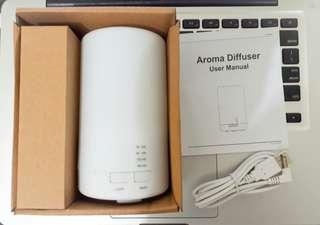 Aroma Diffuser LED Ultrasonic Humidifier(HS)