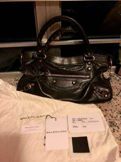 559f35a36a Balenciaga Classic City Tote bag •玫瑰金Rosegold hardware~限量版!!•
