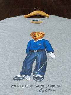 Brand New Polo Bear Ralph Lauren Tee