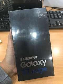 Samsung Galaxy S7 Edge SM-G935 Black [4 GB/32 GB] Garansi RESMI