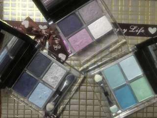 Elken eyeshadows