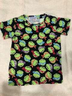Ninja turtle top