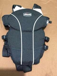 Authentic chicco black baby carrier (FREE SHIPPING MM ONLY)