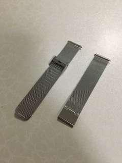 20mm Stainless Steel Milanese Strap