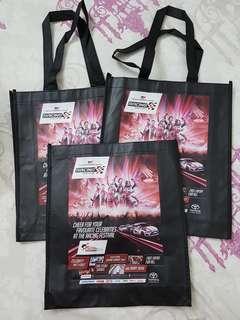 Toyota Gazoo Racing Shopping Bag