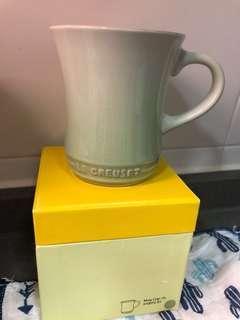 有盒有貼紙 LC small mug wasabi