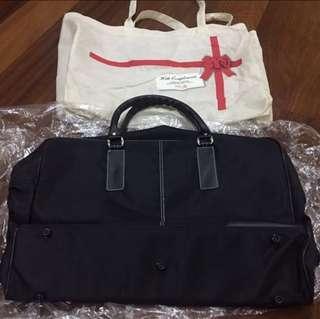 HSBC premier hand travelling bag