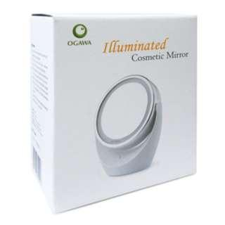 OGAWA LED Light Cosmetic Mirror (PRICE REDUCED)