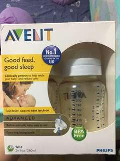 Avent Advance Milk Bottle