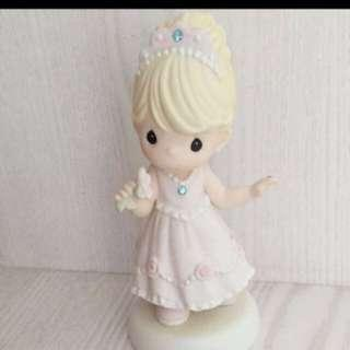 BNIB Authentic Precious Moment princess