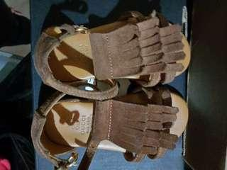 Gucci Baby Girl Sandal #3x100