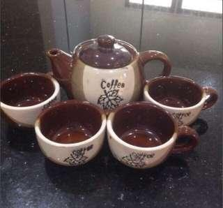 Display Tea Set