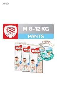 Huggies Platinum Pants (Size M)