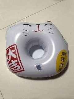 Lucky Cat Float to put phone
