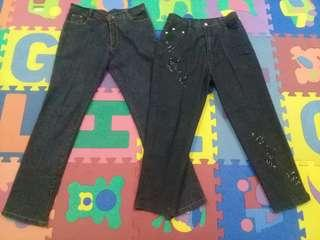 price for all women jeans embroided
