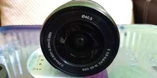 SONY SELP1650 E PZ 16-50mm f/3.5-5.6 OSS Lens Black