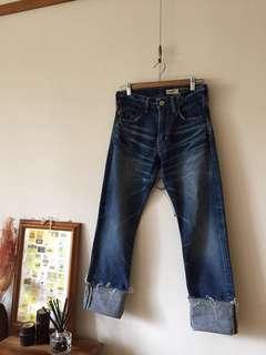 日本品牌牛仔褲