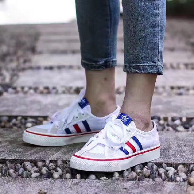 super popular afd46 9d265 Adidas Original Nizza Lo Sneakers, Men s Fashion, Footwear, Sneakers ...