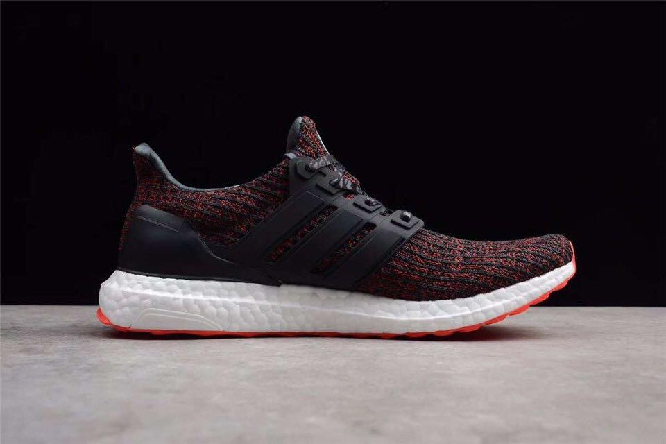 official photos 6cee2 7c8c1 Adidas Ultra Boost 4.0 Red Size 36-48, Men's Fashion ...