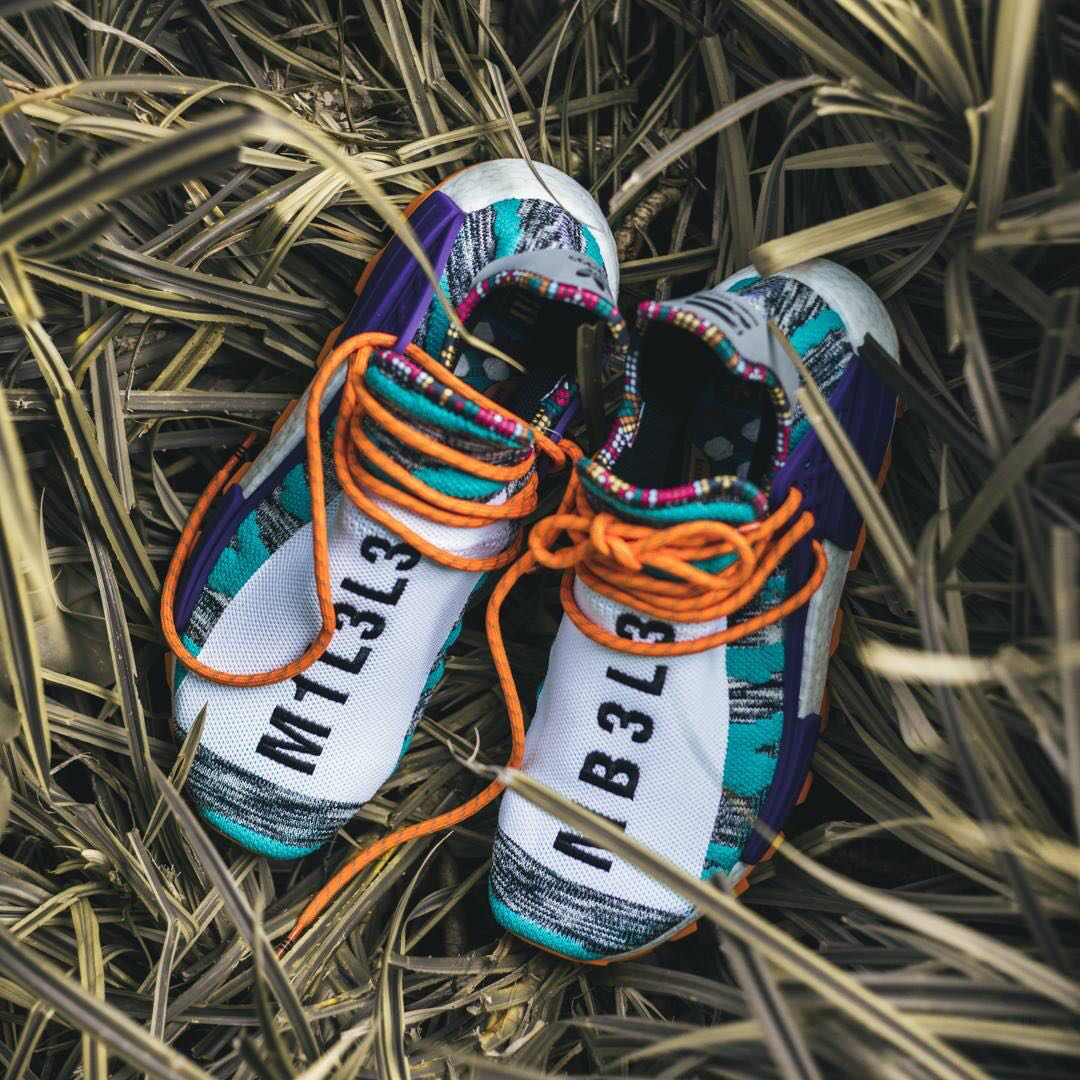 6e57fbabfcd8c adidas x Pharrell Williams NMD Hu