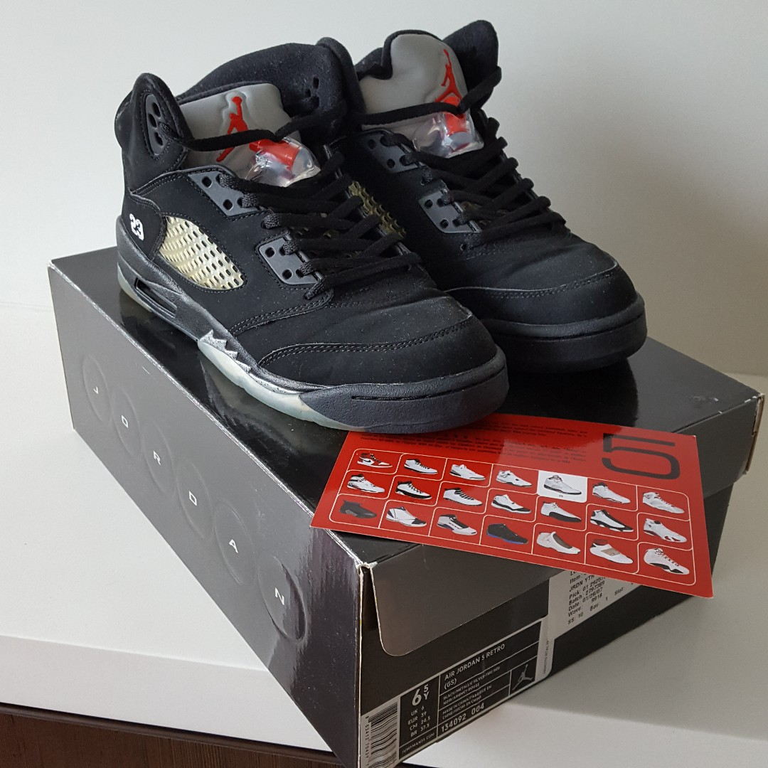 huge selection of 85512 d6513 Air Jordan 5 Retro, Women s Fashion, Shoes, Sneakers on Carousell