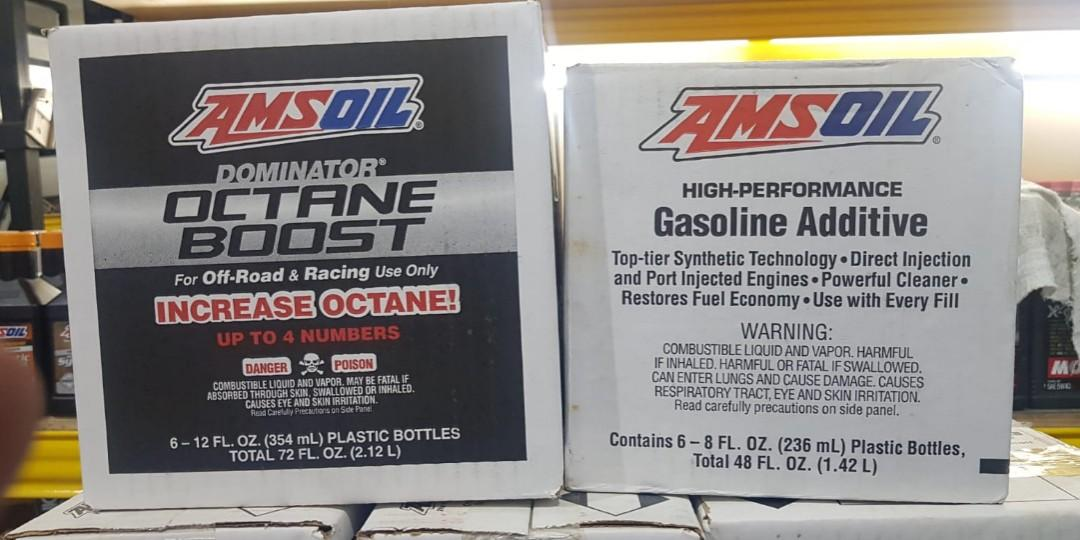 AMSOIL FUEL ADDITIVES , Car Accessories, Accessories on