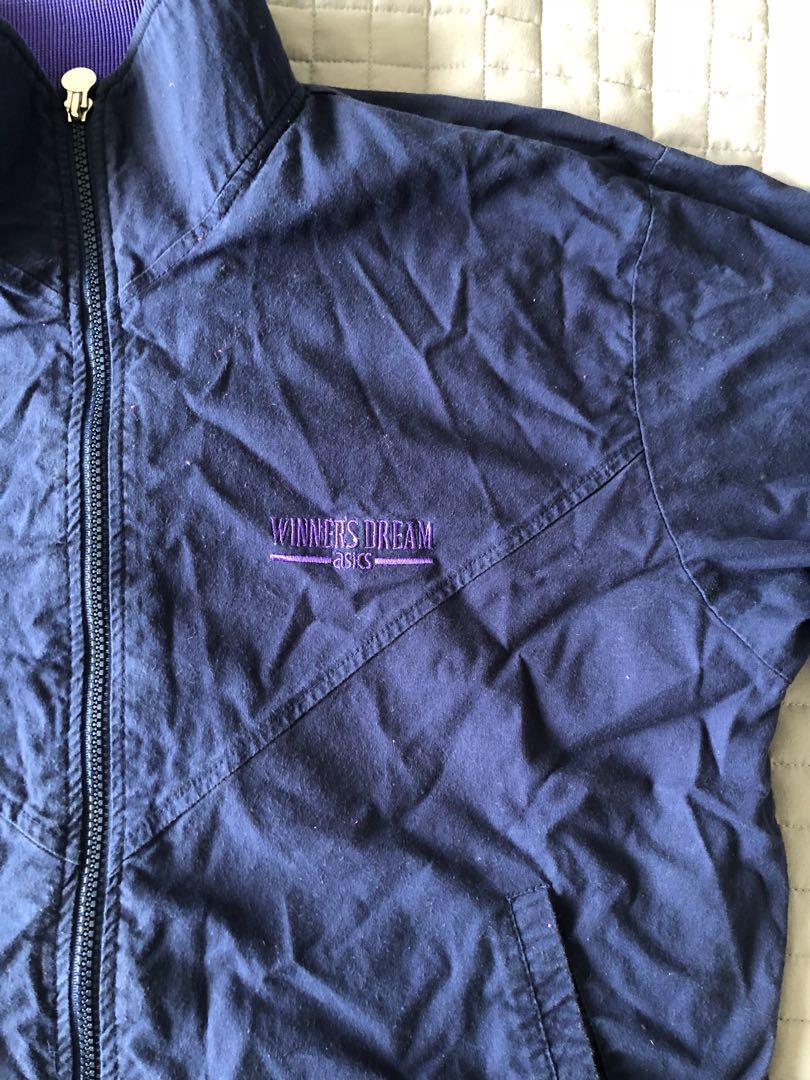 Asics Trainers Jacket