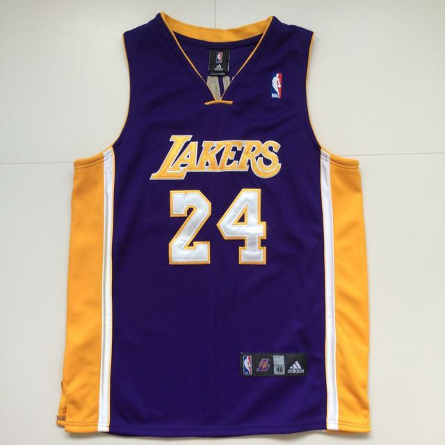 16393b4e7ae0 Authentic Kobe Bryant Lakers Jersey
