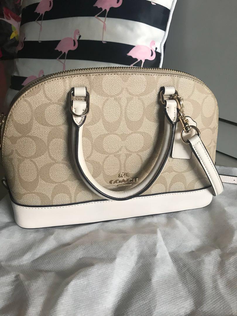Authentic Preloved Coach Mini Bag d17b69e935