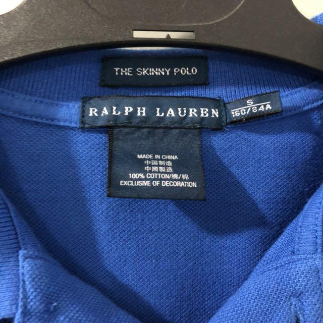 Authentic Ralph Lauren Polo