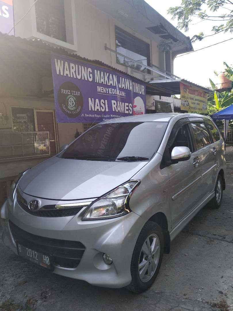 Avanza Veloz 15 A T Tahun 2012 Pkt Credit Cars For Sale On Carousell