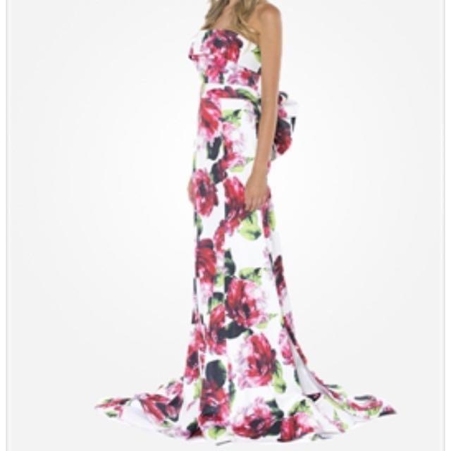 Bariano Ball Gown