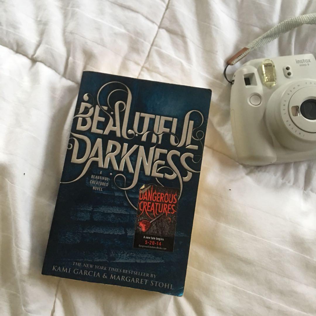 Beautiful Darkness Book Cover ~ Beautiful darkness books books on carousell