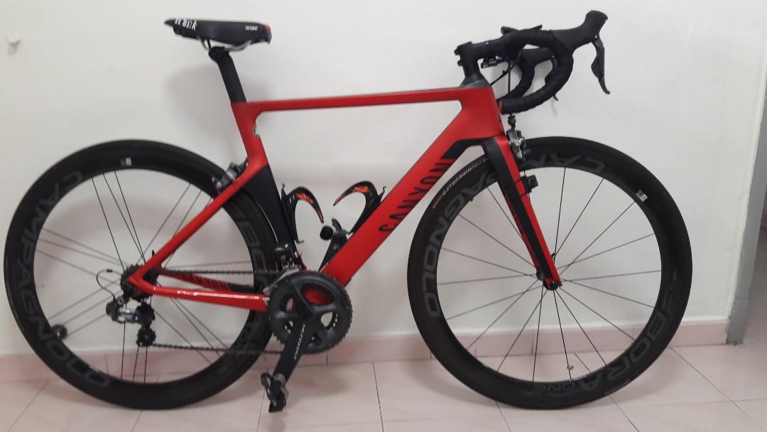 b4b76cccddc Canyon Aeroad Cf Slx 8.0 (Small Size)Maroon Red, Bicycles & PMDs ...