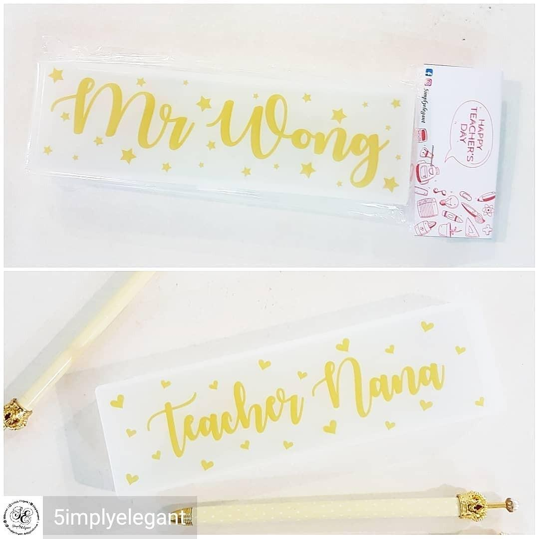 Children's Day Personalised Pencil Case