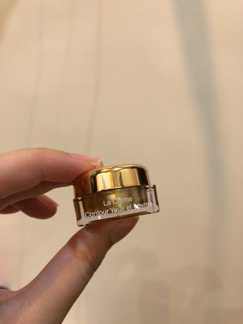 �ล�าร���หารู��า�สำหรั� Dior L'Or De Vie La Creme Contour Yeux