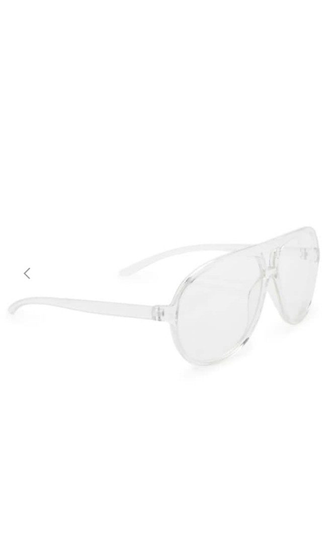 ade81f3ee32 Clear aviator readers  Forever21