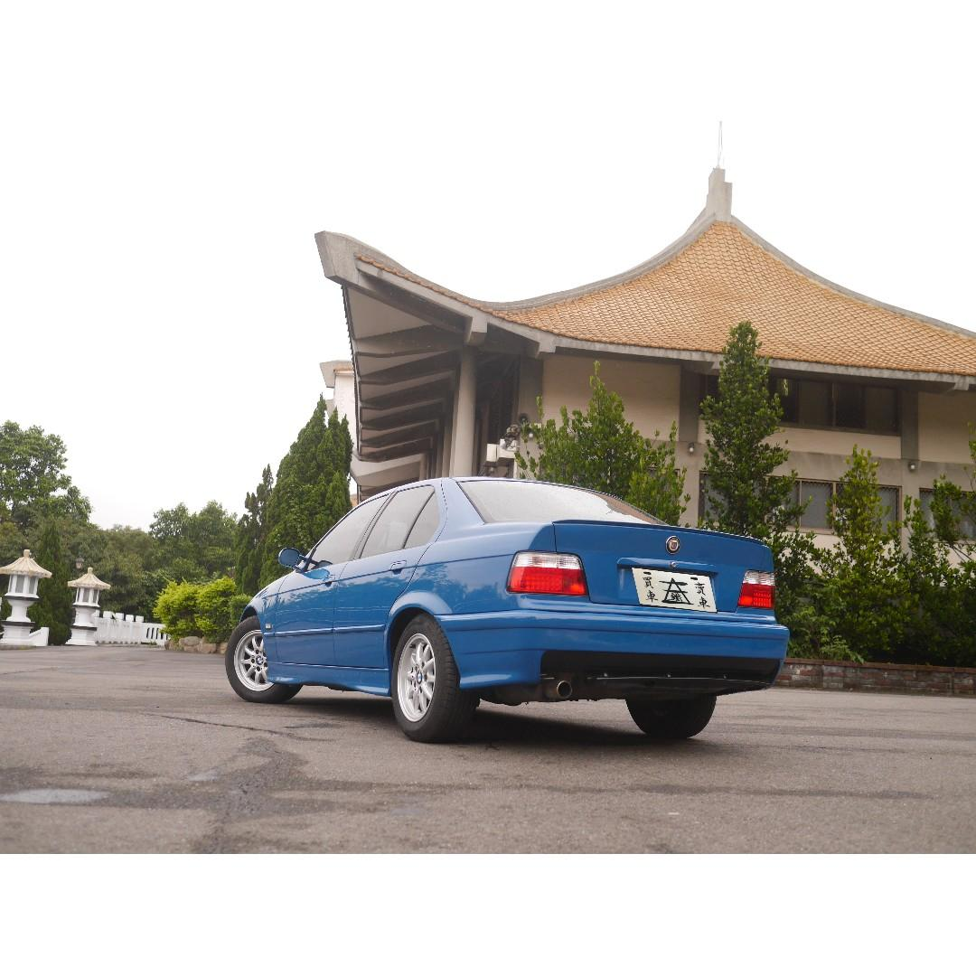 E36~BMW318 給你不同品味的享受