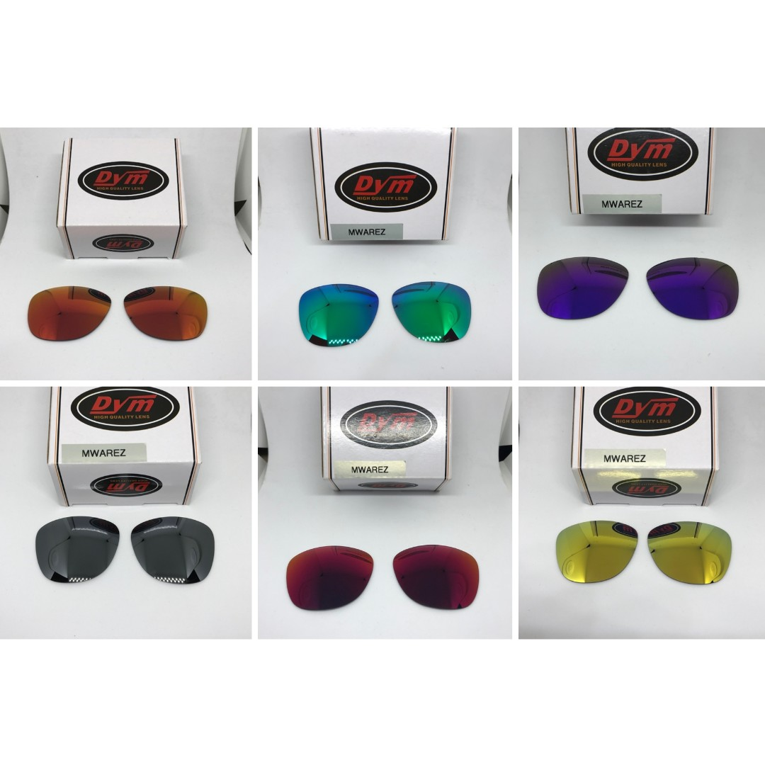 8128fb9051 Frogskins POLARIZED DYM Replacement Lenses for Oakley Frogskins ...