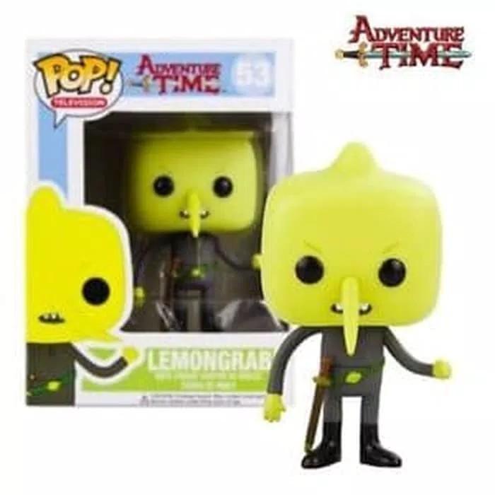 Funko POP Original Adventure Time : Lemongrab #53