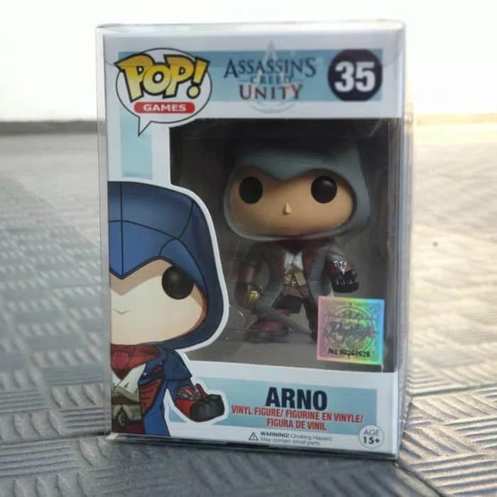 Funko POP Original Games Assassin'S Creed Unity - ARNO 35