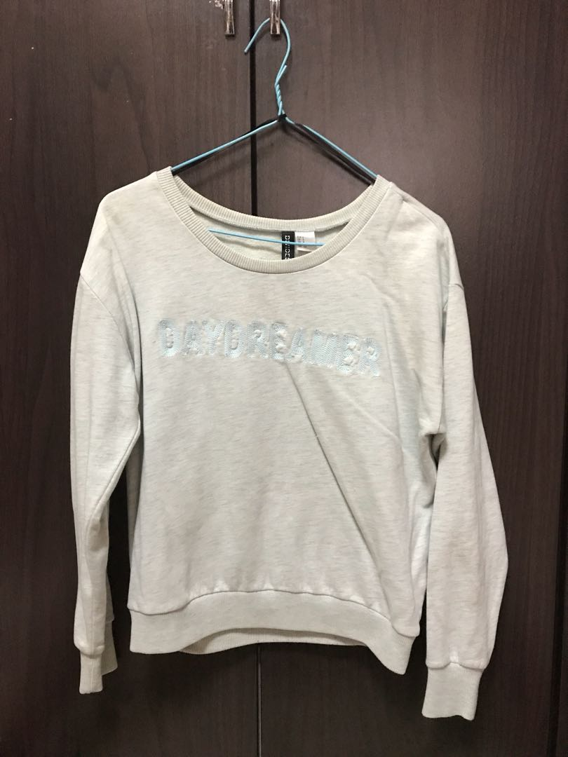 H M Daydreamer Pullover Women S Fashion Clothes Tops On Carousell