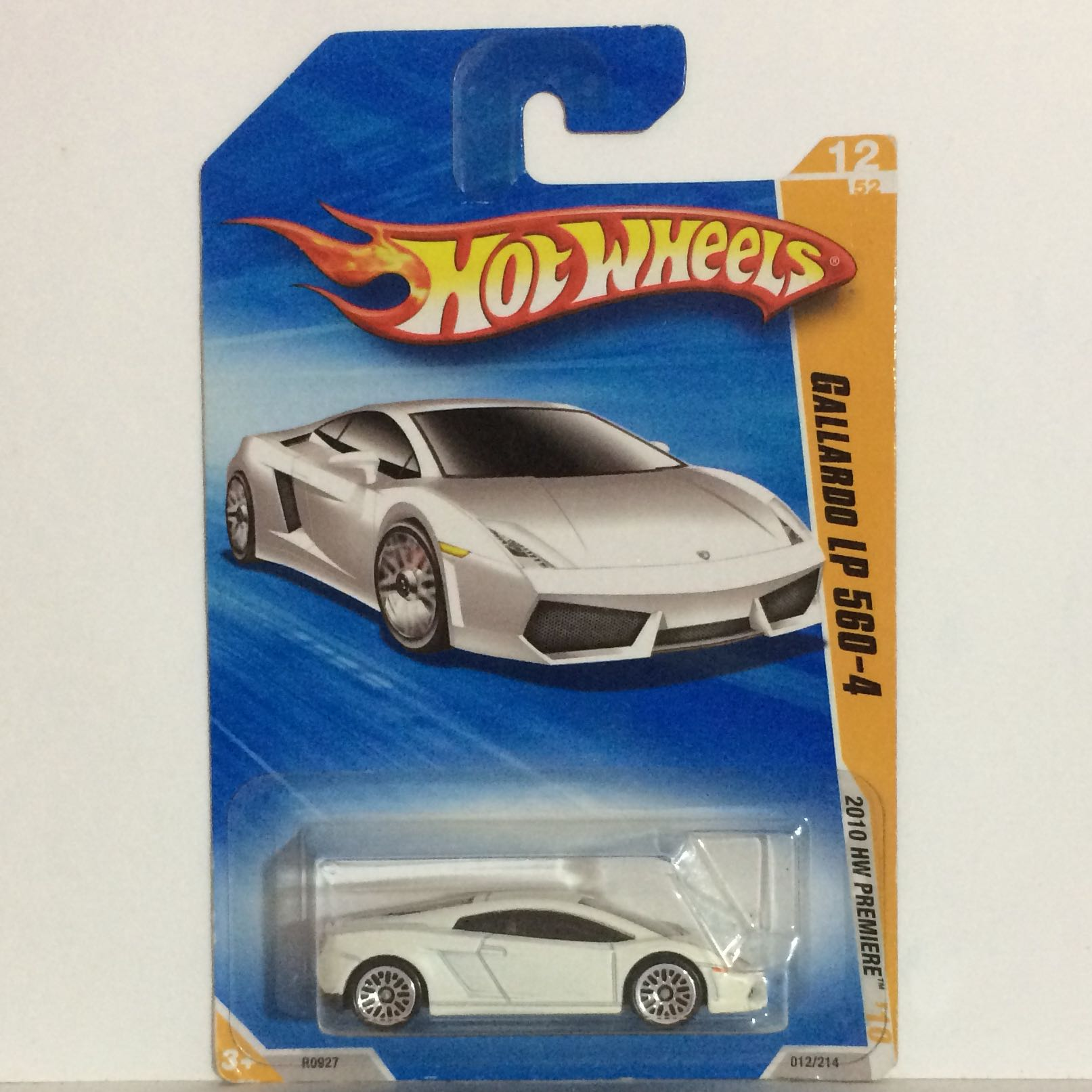 Hot Wheels Lamborghini Gallardo Lp560 4 Toys Games Other Toys On
