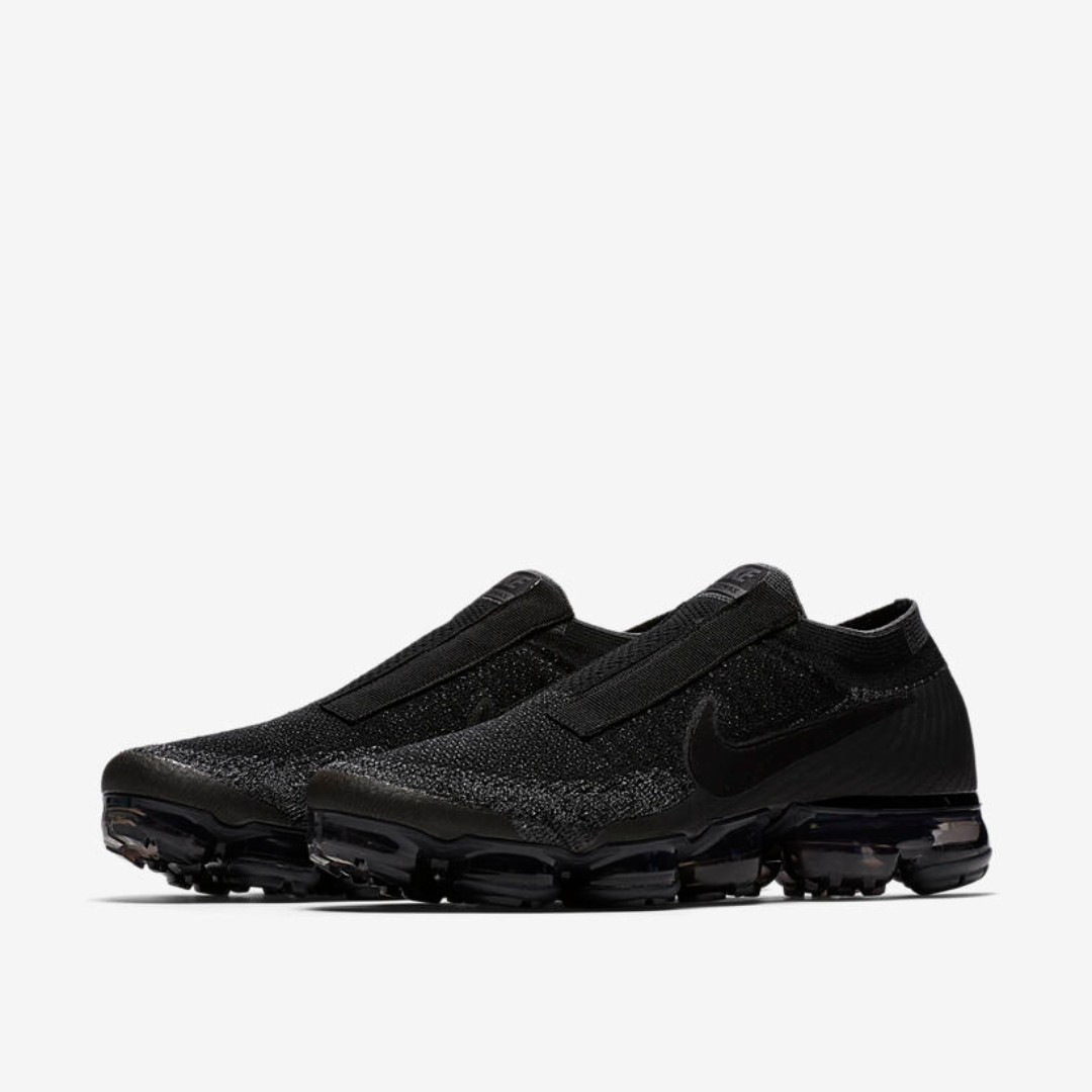 b6d310c167 🔥In Stock🔥 UK9 / US10 Nike Air Vapormax Flyknit Laceless Black, Men's  Fashion, Footwear, Sneakers on Carousell