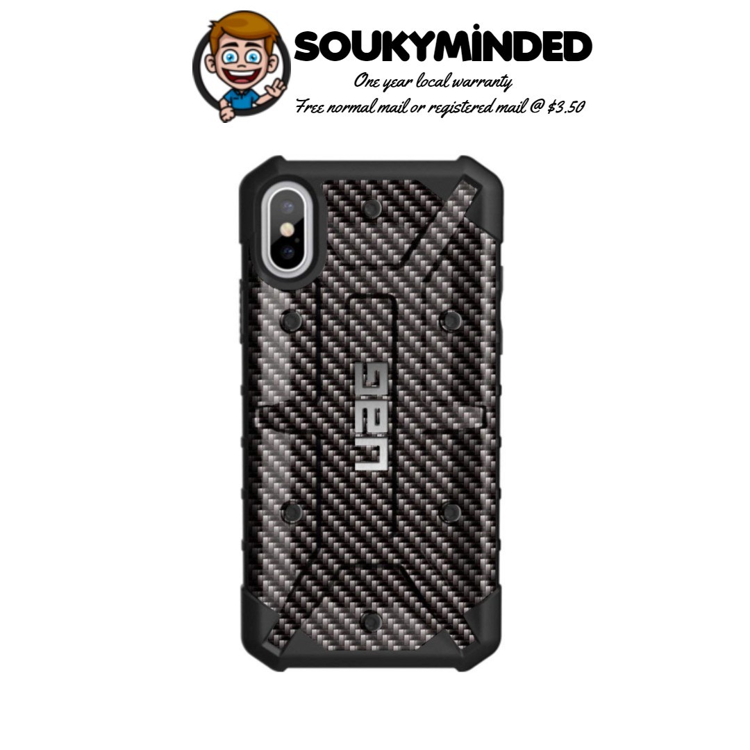 best service 7140b ea38d [IN-STOCK] LIMITED EDITION - Customized Designs by Ego Tactical over a UAG-  Urban Armor Gear Case for Apple iPhone X & iPhone XS (5.8