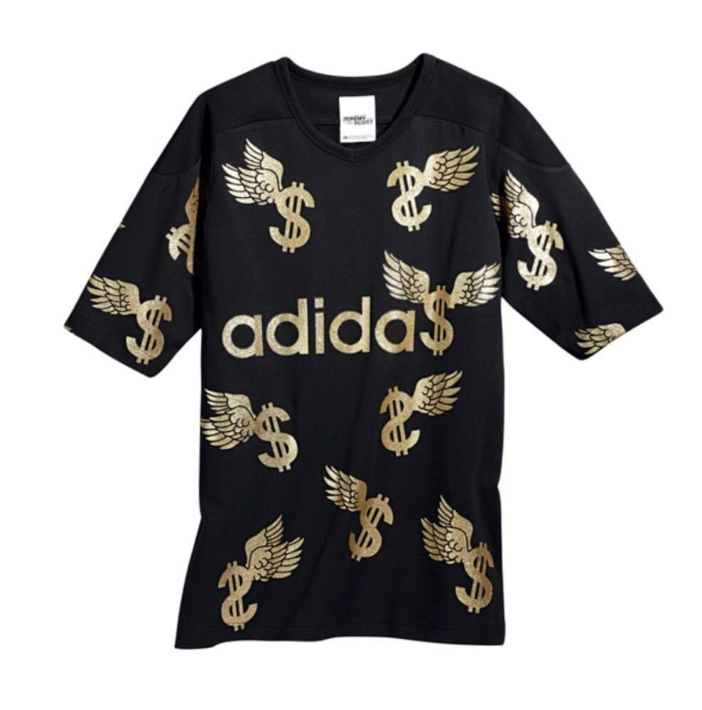 Jeremy Scott x Adidas JS Wing Dollar